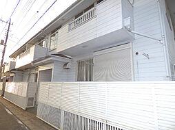 ホワイトコーポラスII[2階]の外観