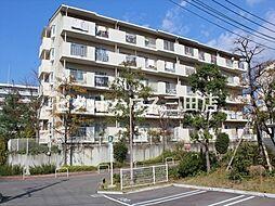 兵庫県三田市あかしあ台3丁目の賃貸マンションの外観