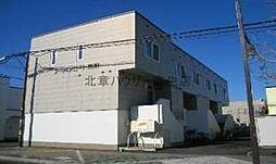 [テラスハウス] 北海道石狩市花川南二条2丁目 の賃貸【北海道 / 石狩市】の外観