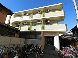 兵庫県西宮市東鳴尾町1丁目の賃貸マンションの外観