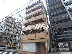 兵庫県神戸市中央区八雲通2丁目の賃貸マンションの外観