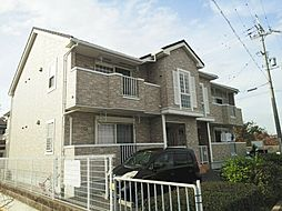 大阪府堺市東区野尻町の賃貸アパートの外観