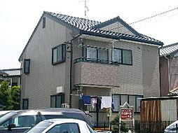 ハイステージ平澤[1階]の外観