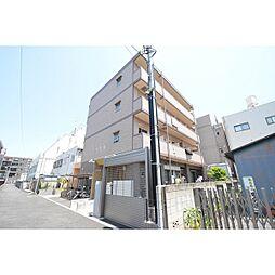 埼玉県川越市新富町の賃貸マンションの外観