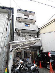 上京区ロイヤルレジデンス・パイン&ベアー[201号室号室]の外観
