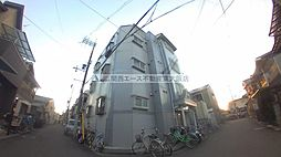サンライフ若江東[2階]の外観