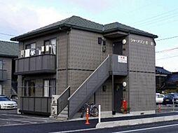 シャーメゾン吉山B棟[B101号室]の外観