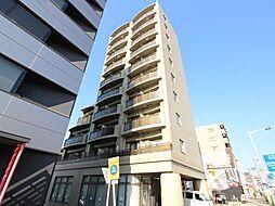 千葉県柏市明原1丁目の賃貸マンションの外観