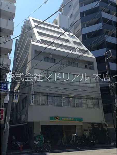 東京都大田区大森北1丁目の賃貸マンション