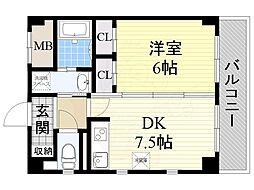 三国ヶ丘駅 6.6万円