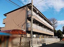 神奈川県相模原市緑区東橋本4丁目の賃貸マンションの外観