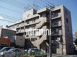 木村ビル[4階]の外観