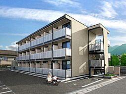 福岡県北九州市小倉南区城野2丁目の賃貸アパートの外観