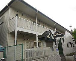 東京都江戸川区篠崎町1丁目の賃貸アパートの外観