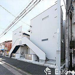 愛知県名古屋市瑞穂区田光町3の賃貸アパートの外観