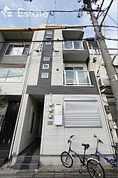 愛知県名古屋市西区則武新町3丁目の賃貸アパートの外観