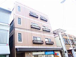 河波マンション[5階]の外観