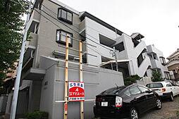 愛知県名古屋市名東区平和が丘2丁目の賃貸マンションの外観