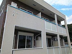 JR津山線 法界院駅 徒歩20分の賃貸アパート