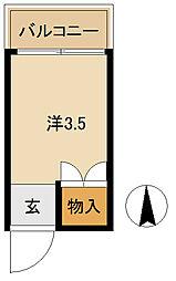 【敷金礼金0円!】阪神本線 大物駅 徒歩17分