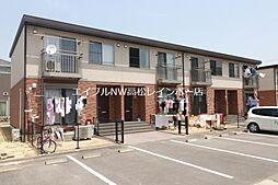 [テラスハウス] 香川県高松市松縄町 の賃貸【香川県 / 高松市】の外観