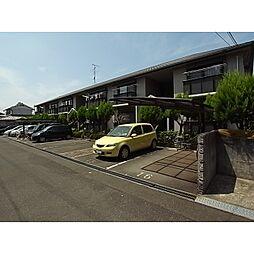 奈良県天理市三島町の賃貸アパートの外観