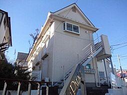 千葉県八千代市八千代台北15丁目の賃貸アパートの外観