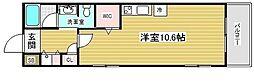 サムティ三宮レガニール[12階]の間取り