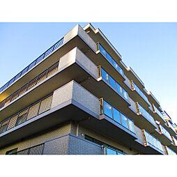 ピエール草加[3階]の外観