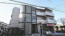 大阪府堺市西区鳳中町7丁の賃貸マンションの外観