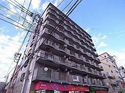 千葉県我孫子市本町2丁目の賃貸マンションの外観