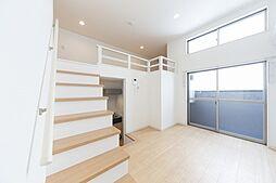アパートメント友丘[2階]の外観