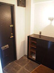 靴もしっかり収納可能。玄関はスッキリ整理整頓。