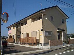 [テラスハウス] 福岡県古賀市薦野 の賃貸【福岡県 / 古賀市】の外観
