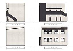 Elever 布施(エルヴェ フセ)[1階]の外観