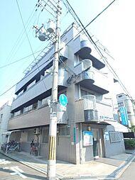 大阪府大阪市阿倍野区美章園3丁目の賃貸マンションの外観