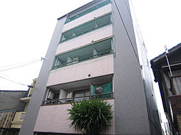 大阪府大阪市城東区成育4丁目の賃貸マンションの外観