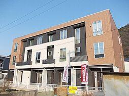 広島県呉市広徳丸町の賃貸アパートの外観