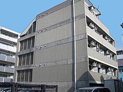 ホウレンハイツ森田[2階]の外観