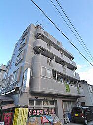 埼玉県志木市柏町6丁目の賃貸マンションの外観