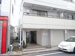 ランドフォレスト横浜蒔田[301号室]の外観