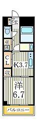 テイク 5[1階]の間取り