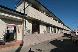 三和伊勢崎[2階]の外観