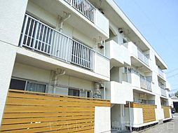 広島県広島市東区中山東2丁目の賃貸マンションの外観