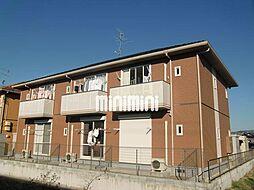 フルハウスB棟[1階]の外観
