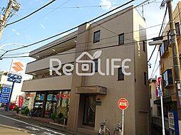 東京都府中市新町の賃貸マンションの外観
