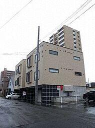 北海道札幌市中央区北五条西21丁目の賃貸マンションの外観