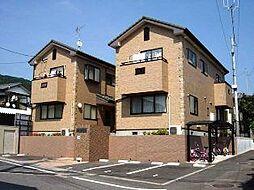 [テラスハウス] 福岡県太宰府市国分4丁目 の賃貸【/】の外観