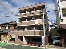 京都府京都市伏見区西大黒町の賃貸マンションの外観