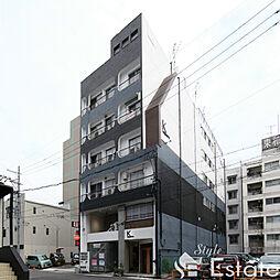 愛知県名古屋市東区筒井3の賃貸マンションの外観